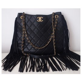 Chanel-Sac Chanel Paris-Dallas-Noir