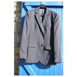 Autre Marque-Blazers Jackets-Black