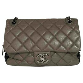 Chanel-Sacs à main-Marron