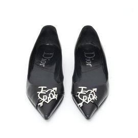 Dior-ADIORABLE BLACK FR39-Noir,Bijouterie argentée