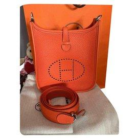 Hermès-Evelyne 16 TPM-Orange