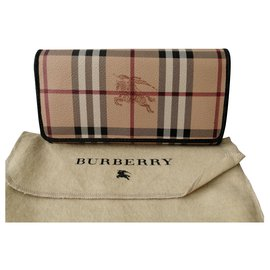 Burberry-Wallets-Brown