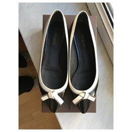 Louis Vuitton-Louis Vuitton ballerinas-Black