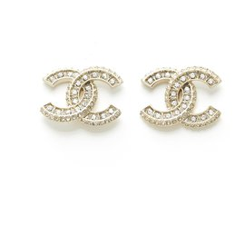 Chanel-GOLDEN CC M DOUBLE ROW-Doré