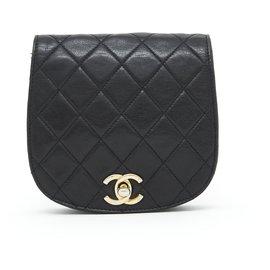 Chanel-TIMELESS CLASSIQUE CLUTCH FOR BELT-Noir