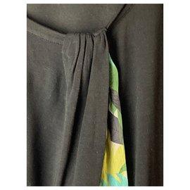 Emilio Pucci-Revealing t shirt-Black