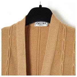 Céline-CAMEL BRAID FR36-Caramel