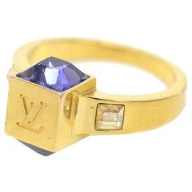 Louis Vuitton-Louis Vuitton Gamble-Golden