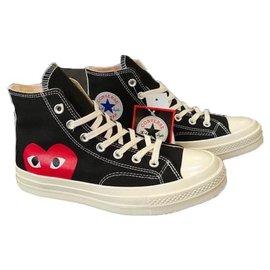 Converse-Converse x play like boys-Black