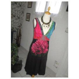 Desigual-Dresses-Multiple colors