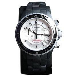 Chanel-J12 SUPERLEGATE 10th anniversary-Black