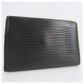 Louis Vuitton-Louis Vuitton Multiclés-Black
