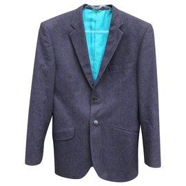 Autre Marque-Oswald Boaten Bespoke t jacket 48-Purple