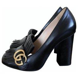 Gucci-Marmont-Black