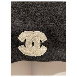Chanel-Tricots-Noir,Blanc