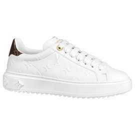 Louis Vuitton-LV Time Out sneakers new-White