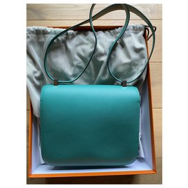 Hermès-Hermès Constance III 24-Green