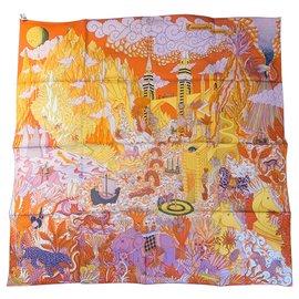 Hermès-Hermès Cosmographia universalis-Orange
