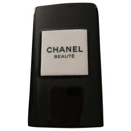 Chanel-Brush holder-Black