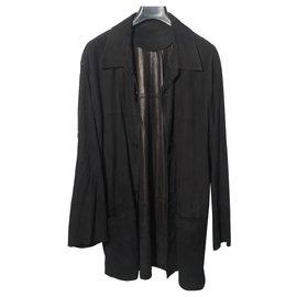 Autre Marque-Blazers Jackets-Dark blue