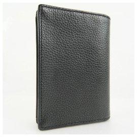 Autre Marque-Dunhill Business card holder-Black