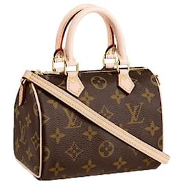 Louis Vuitton-LV Speedy Nano new-Brown