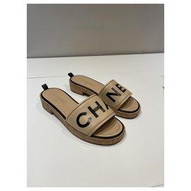 Chanel-Mules-Beige