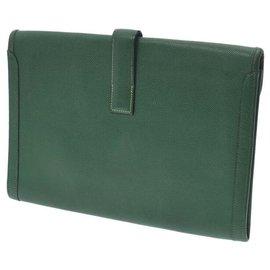 Hermès-Hermès Jige-Green