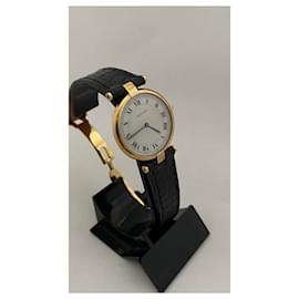 Cartier-Belles montres-Blanc