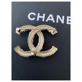 Chanel-CC-Black,Golden
