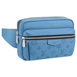 Louis Vuitton-LV outdoor bumbag-Blue