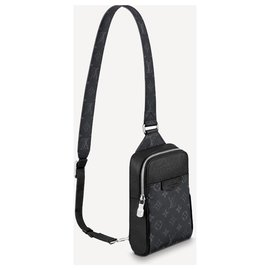 Louis Vuitton-LV Outdoor slingbag new-Black