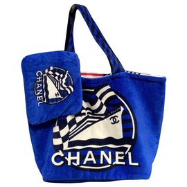 Chanel-the pausa-Black,White,Blue