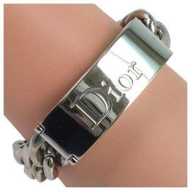 Dior-Bracelet Dior-Argenté