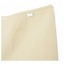 Chanel-BEIGE LARGE CHINO FR36/38-Beige