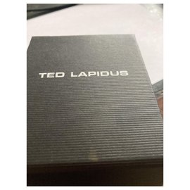 Autre Marque-Mens Steel Watch Ted Lapidus-Silvery