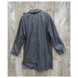 Burberry-Burberry men's raincoat 54-Dark grey