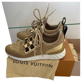 Louis Vuitton-Basket, After game-Golden