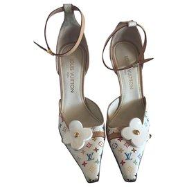 Louis Vuitton-Heels-Multiple colors