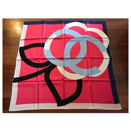 Chanel-Chanel scarf-Other