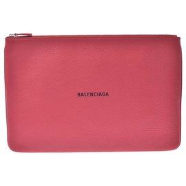 Balenciaga-Balenciaga Everyday-Red