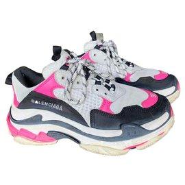 Balenciaga-Sneakers-Multiple colors