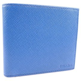 Prada-Prada Plié Orizzontal-Blue