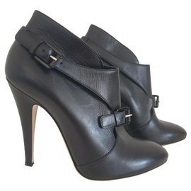 Casadei-Ankle Boots-Black