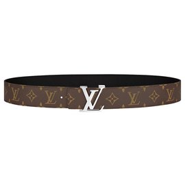 Louis Vuitton-LV Belt reversible monogram new-Brown