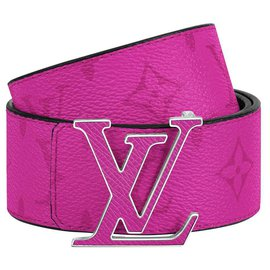 Louis Vuitton-LV Belt taigarama fuchsia-Fuschia