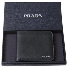 Prada-Wallets Small accessories-Black