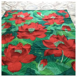 Hermès-Lotus flower-Multiple colors