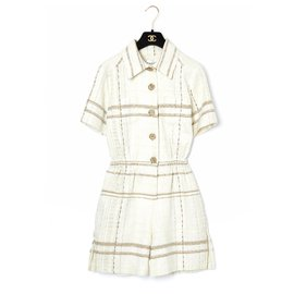 Chanel-Chanel_jumPsuit_off_white_gold_tweed_fr36-Cream