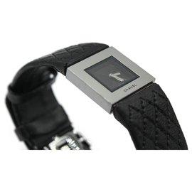 Chanel-Fine watches-Black